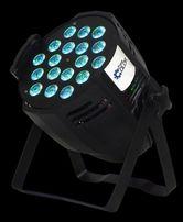 Светодиодный прожектор Free Color 18*10 PAR RGBW