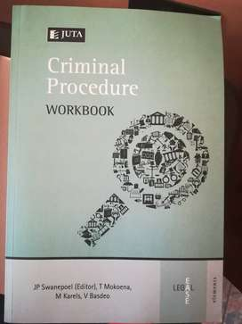 Criminal procedure workbook
