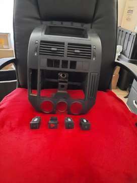 Polo center console in dash and switches for sale