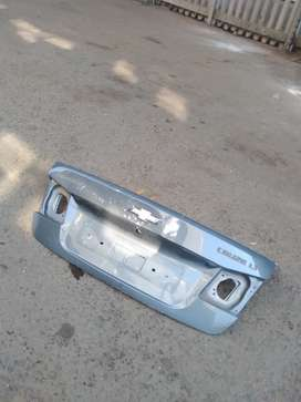 Bootlid for Chevrolet Cruze
