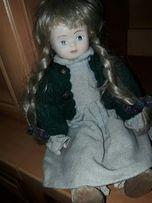 Lalka ozdobna niemiecka Collections dolls