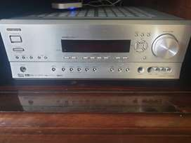 Onkyo receiver and CD player with Polk Audio Speaker set,