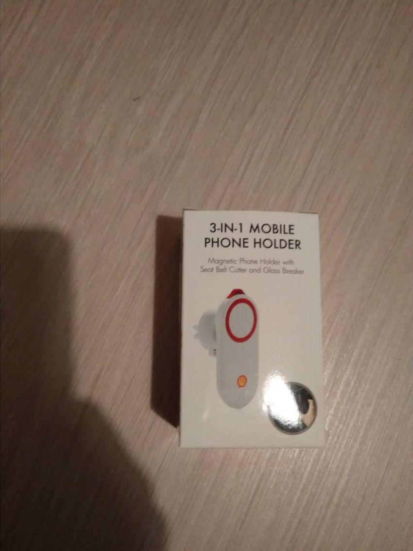 Držák na mobil 3 V1 nový 100 % stav 0