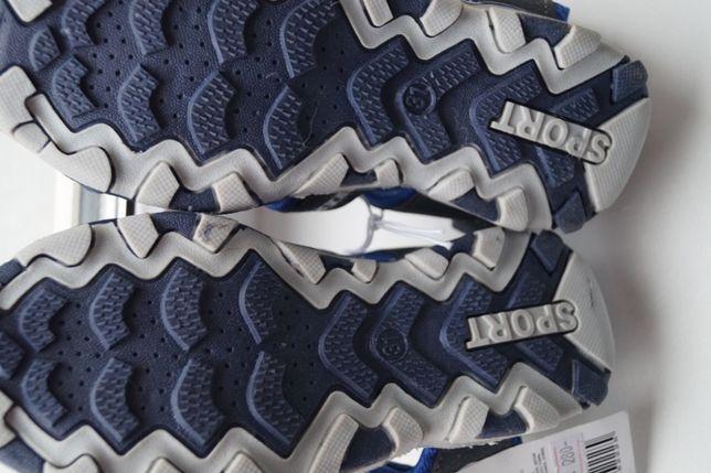 Босоножки, сандалии для мальчика, темно-синие, новые, 28,31 Киев - изображение 6
