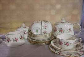 fine bone china minton