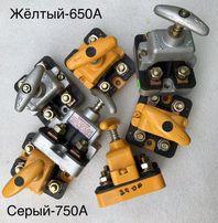 Выключатель массы механический PECO, HELLA (650A, 12-24V)