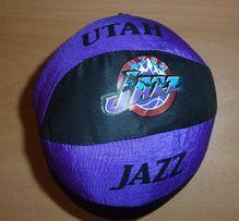 Талисман игрушка сувенир мяч Utah Jazz NBA