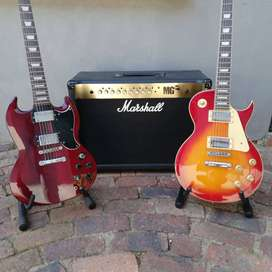 TRADE or SALE: Classic Electric Guitar & Amplifier Combo