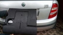 Pokrywa silnika Skoda FABIA z filtrem
