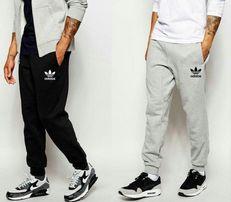 Мужские теплые зимние спортивные штаны Adidas,Jordan,Reebok,Venum,Umbr