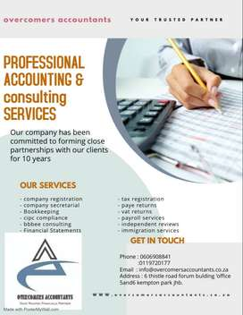 Accounting and consulting service