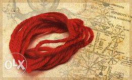 Красная нить на запястье с Израиля 70 грн. 2 нити