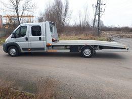 Pomoc Drogowa 24/7 Auto Laweta