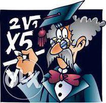 Репетиторство з математики та фізики