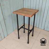 №3 Стул барный мебель из труб лофт для бара loft