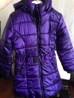 Деми-сезонное пальто для девочки