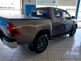 Toyota Hilux 2.8 gd6 rb Raider 4by2 Auto