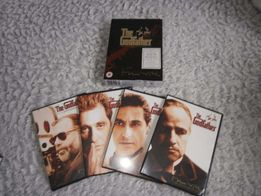 The Godfather Trilogy 5 DVD Film