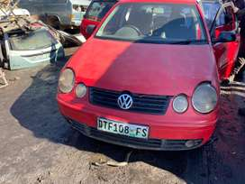 VW POLO 1.6 (BAH)-STRIPPING FOR SPARES