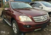 Foreign used 2006 Mercedes Benz Ml350 4matic for sale 0