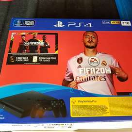 1 TB PS4 + FIFA20 + 2 CONTROLLERS - R 4 600