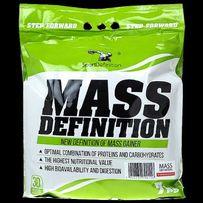 zrób 5 kg w miesiąc Sport Def Mass Definition 7 kg