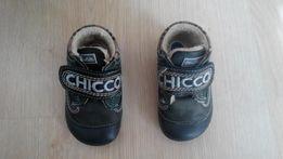 Осенние ботиночки chicco 19 размер