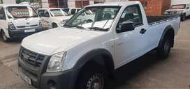 Isuzu kb250 Dteq fleetside 4x4