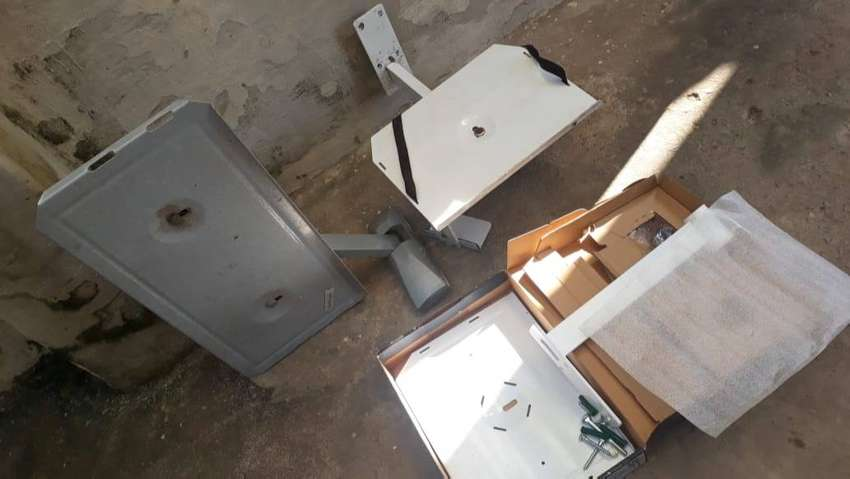 Wall Mount TV Stands