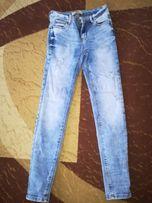 Spodnie jeansowe sinsay