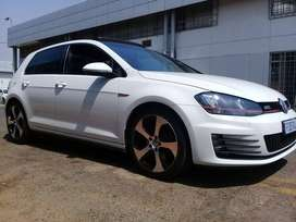 Pre-Owned 2015 VW Golf 7 GTI TSI 2.0 DSG Automatic with Panoramic Roof