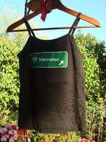 Nowy top bluzka USA XS S Abercrombie Hollister Zara Mango Burton print