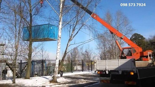 Аренда автокрана Услуги автокрана Силач КТА-16 Одесса - изображение 5