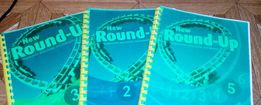 New Round Up Students book 1,2,3,4,5,6
