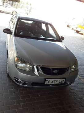 KIA Cerato 16 valve  Hatch Back