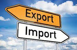 Импорт/Экспорт товаров из Европы в Украину, поиск товаров, перевозка