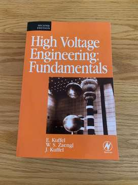 High voltage Engineering 2nd Edition E.Kuffel