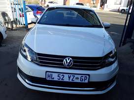 2018 Volkswagen Polo 6 (1.4) With Service Book