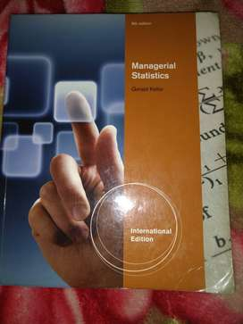 Managerial Statistics 9th Edition