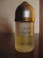 Продам винтаж туалетная вода Pasha de Cartier
