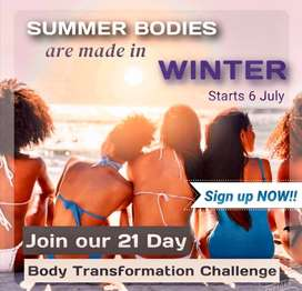21 DAY WEIGHT LOSS CHALLENGE