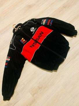 Limited Edition |Nissan Bomber Jacket | Nismo Racing Edition
