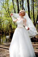 Свадебное платье. Продам или сдам на прокат. Весільня сукня.