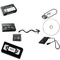 Оцифровка видеокассет на любые носители