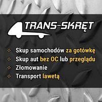 Skup i złomowanie samochodów - bez OC / przeglądu - za gotówkę