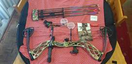 Bowtech, Carbon knight compound bow (lefty)