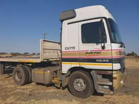 1835 Mercedes Actros single axle for sale.