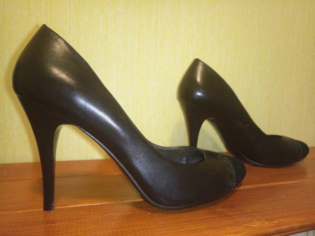 Туфли модельные, классика, натуральная кожа, 38 р. Новые, в коробке. Днепр - изображение 6