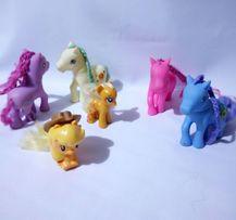 Оригинал - Пони лошадки my little pony, большие хорошие.