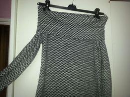 Piękna sukienka tunika ciepła M/L/XL